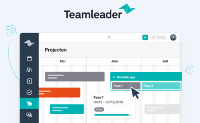 teamleader projectmanagement