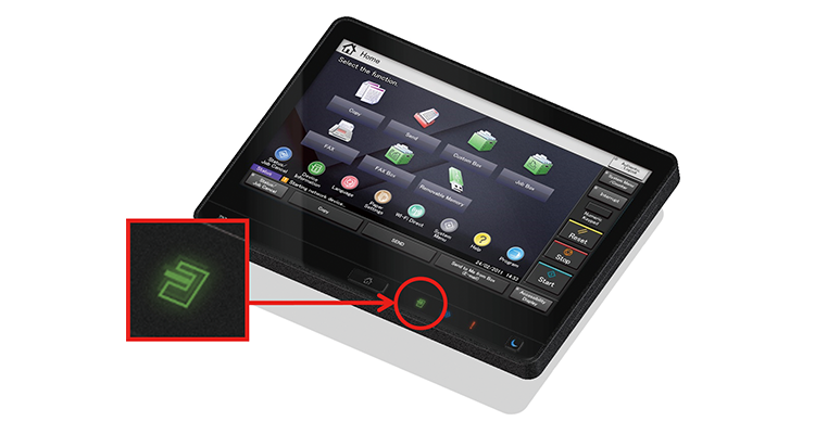 kyocera touch panel