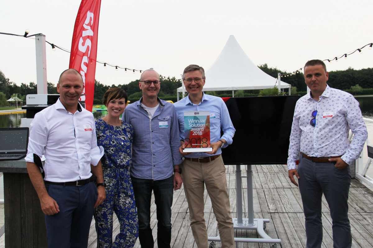 eurosys business2beach solutions award oben nv