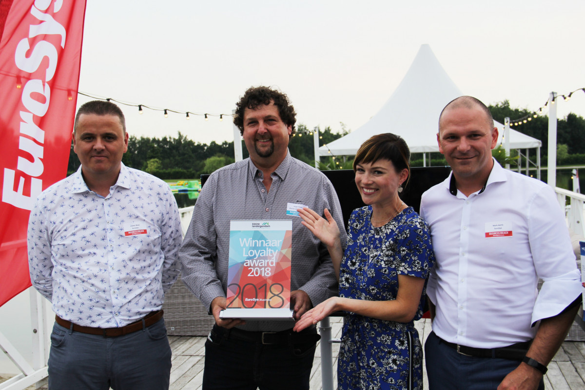 eurosys business2beach loyalty award kleine landeigendom