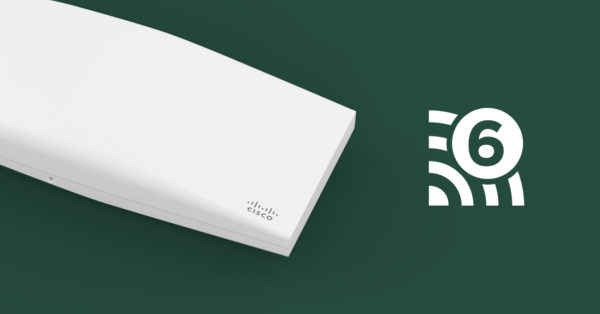 wifi 6 cisco meraki eurosys