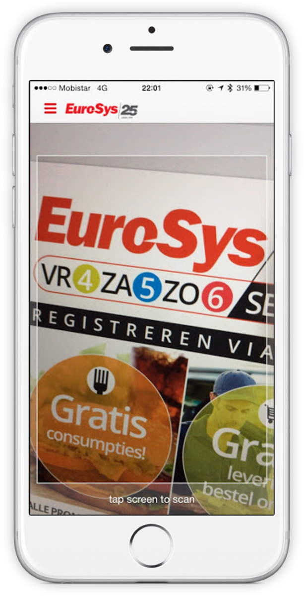 EuroSys iPhone App