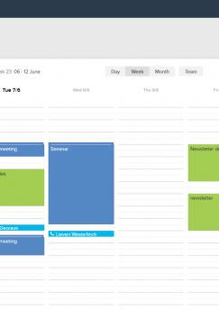 Teamleader Projectplanning