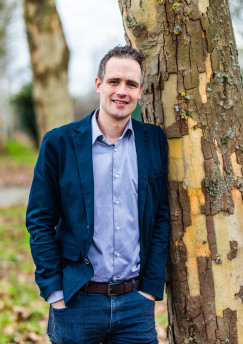 Danny Verdonk - duurzaamheidscoach EuroSys