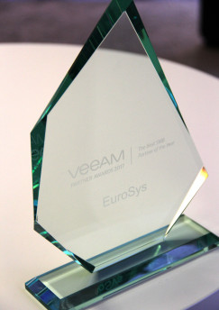 best SMB partner of the year veeam