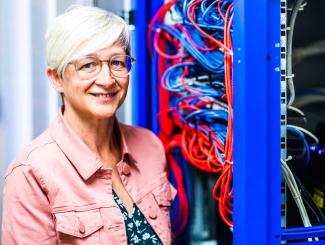 Adelheid Hoewaer, Directeur van CKG De Stap