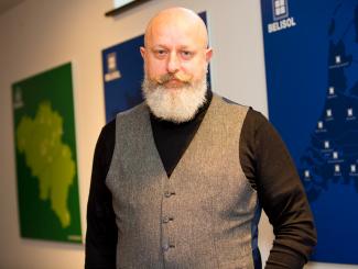 Marc Beertens, ICT Manager Belisol