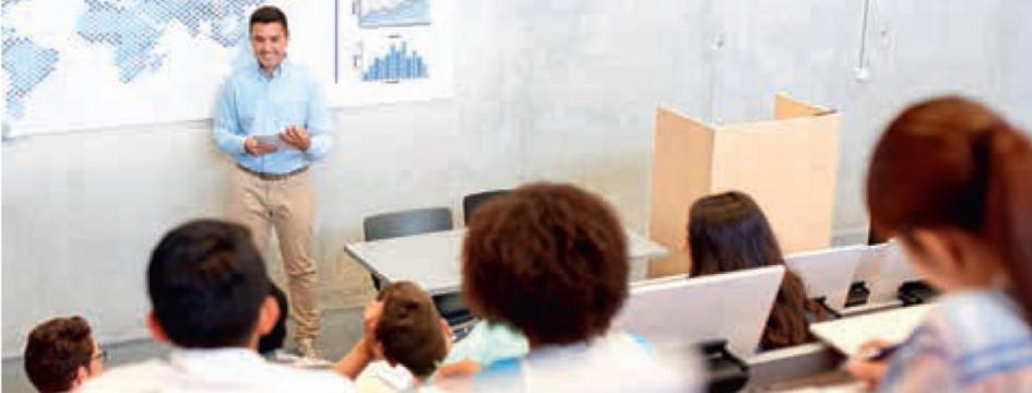 interactieve projectoren via EuroSys