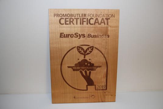 EuroSys levert CO2-neutrale dienstverlening