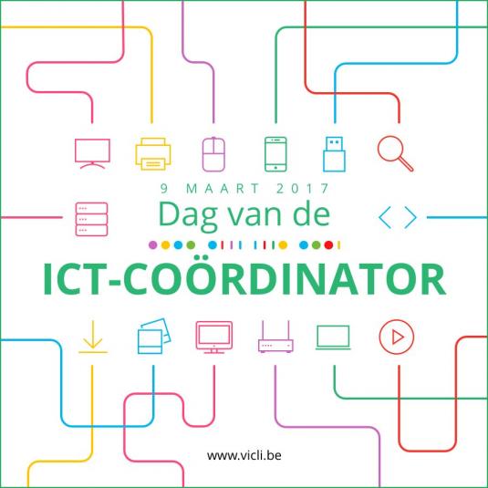 Dag van de ICT-coördinator 7 maart 2017