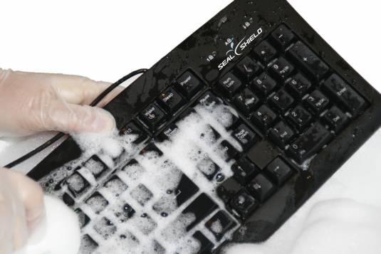 wasbare toetsenborden